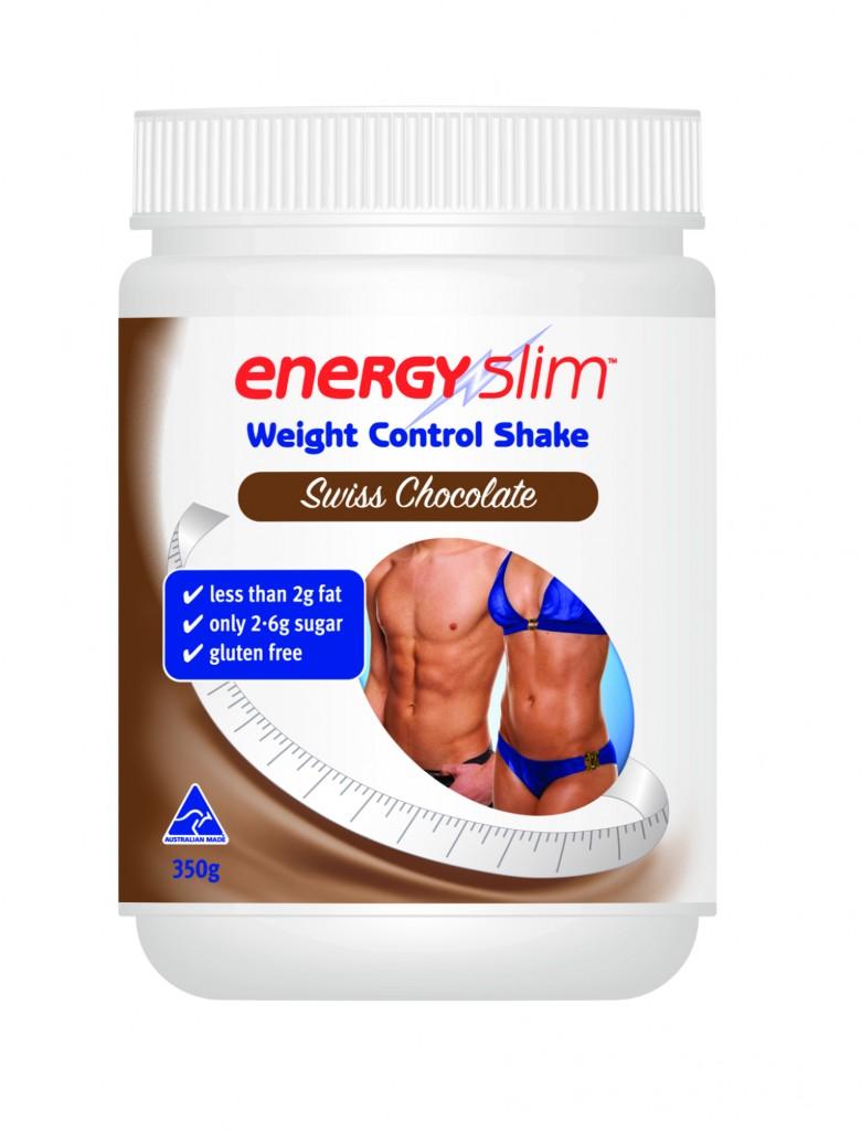 Energy Slim Weight Control Shake (350g)