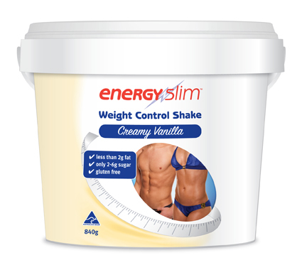 Energy Slim Weight Control Shake (840g)