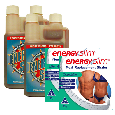Energy Slim Plus Double Pack – Save $11.90
